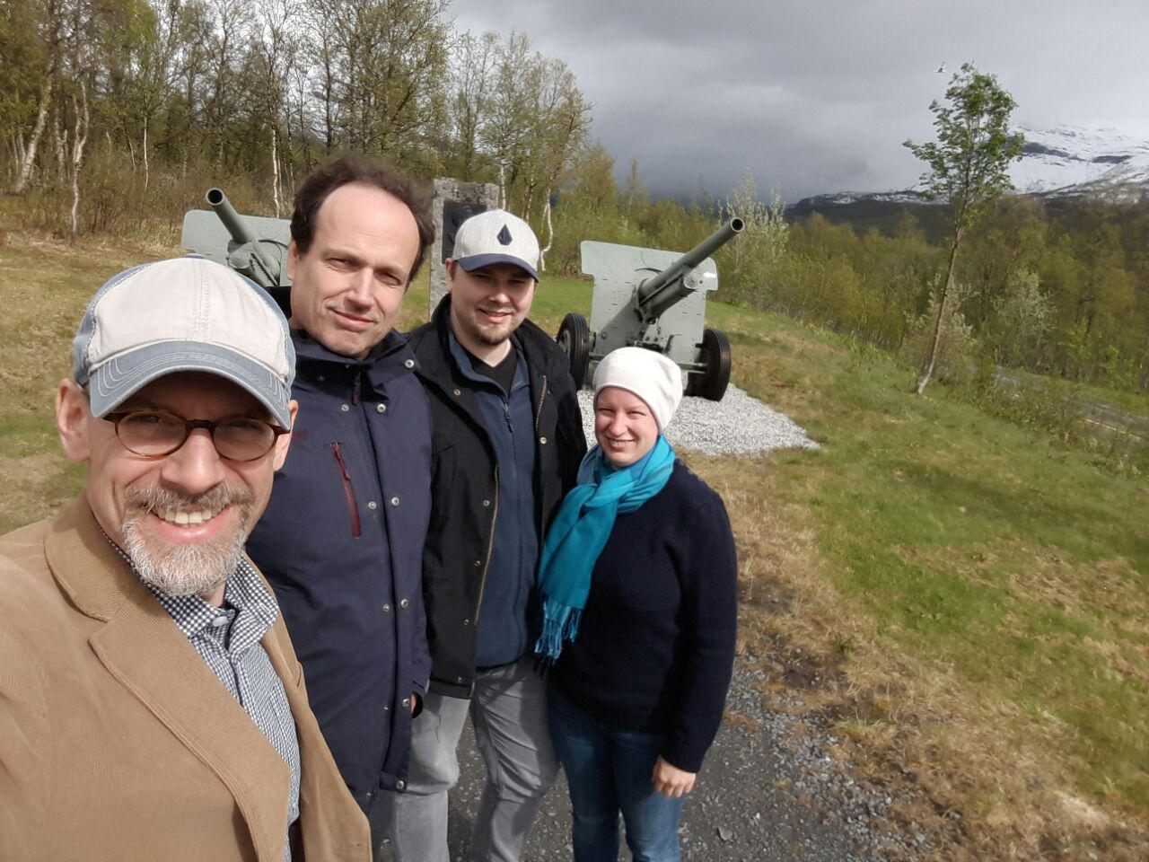 NMP-Team in Narvik